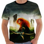 Camiseta Valente - Brave - Merida - Disney - Pixar - Movies