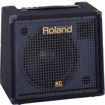 Amplificador P/ Teclado Roland Kc150 65w 4c,10179 Musical Sp