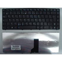 Teclado Notebook Asus K43u A42 K42 B43 K43 N43 Ul30