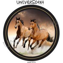 Capa Estepe Tracker Pneu 235x60x16, Cavalo, M-1213