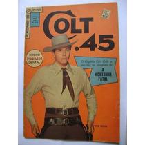 Aí Mocinho! (colt 45) N°53 Julho 1962 Ebal Leia Descrições!