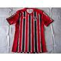 Camisa São Paulo Authentic Listrada 2015 # 22 Bruno