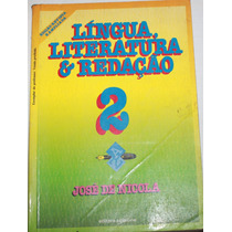 Língua, Literatura & Redação 2 - José De Nicola (2)