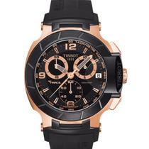 Relógio Tissot T-race Moto Gp T048.417.27.057.06 Rose Gold