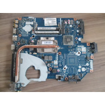 Placa Mae Com Defeito Notebook Acer Aspire 5750 (f)