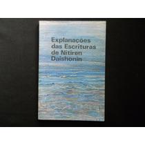 Explanações Das Escrituras De Nitiren Daishonin