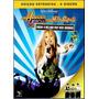 Dvd Duplo Hannah Montana E Miley Cyrus O Melhor Dos 2 Mundos