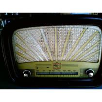 Rádio Semp Antigo Mod Ac120 Valvulado Década De 50