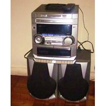 Mini System Philips Fw C30 - 1000 Watts- Ano 2000 -defeitos