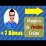 Melhor Curso Pra Ganhar Dinheiro-máquina De Vendas Online 20