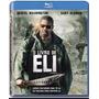 Blu-ray Original Do Filme O Livro De Eli