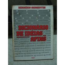 Dicionário De Idéias Afins