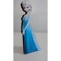 Frozen Kit 5 Peças Decorativas Aniversario Para Mesa