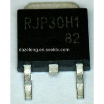 Rjp30h1 Rjp 30h1 Rjp30 H1 Transistor Novo Original Envio Já!