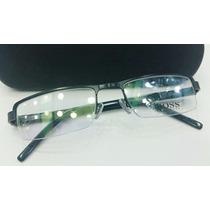 Armação P/óculos De Grau Hb0290 Masculina Várias Cores - 12x