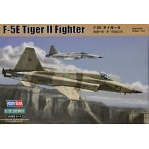 Hobby Boss 80207 F-5e Tiger Ii Fighter 1:72
