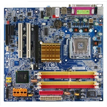 Placa Mãe Gigabyte Ga-945gm-s2 775 Ddr2 + Intel Dual Core