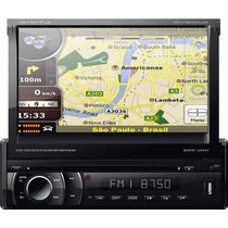 Dvd Retratil Napoli 7988 Gps Bluetooth,tv Dig. Usb/sd Cam/ré