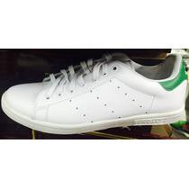 Tênis Adidas Stan Smith Masculino Original Em Couro Confira
