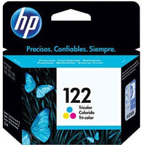 Hp 122 Colorido Ch562hb Hp 1 Un Cartucho De Impressora