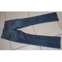 Calças Jeans Fem. Modelos Tam E Marcas Variadas Semi Novas