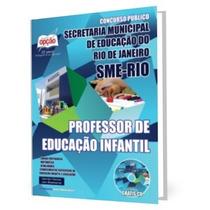 Apostila Concurso Sme Rj 2015 Professor De Educação Infantil