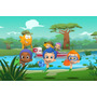 Painel Decorativo Festa Infantil Bubble Guppies (mod2)