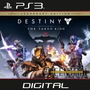 Destiny Rei Possuidos Lendaria Ps3 Jogo + Expansoes Psn