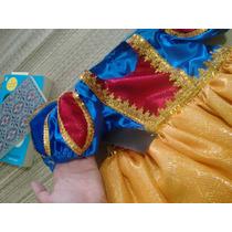 Festa Fantasia Infantil Princesa Branca De Neve! Nacional!