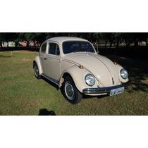 Fusca 1500 Ano E Modelo 1971 - Campinas !!!