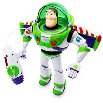 Boneco Falante Buzz Lightyear Com Projetor 64096 - Toyng