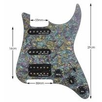 Escudo Guitarra Strato Com Caps - Kent Armstrong