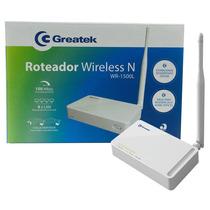 Roteador Wireless Greatek 1500l // 150mb