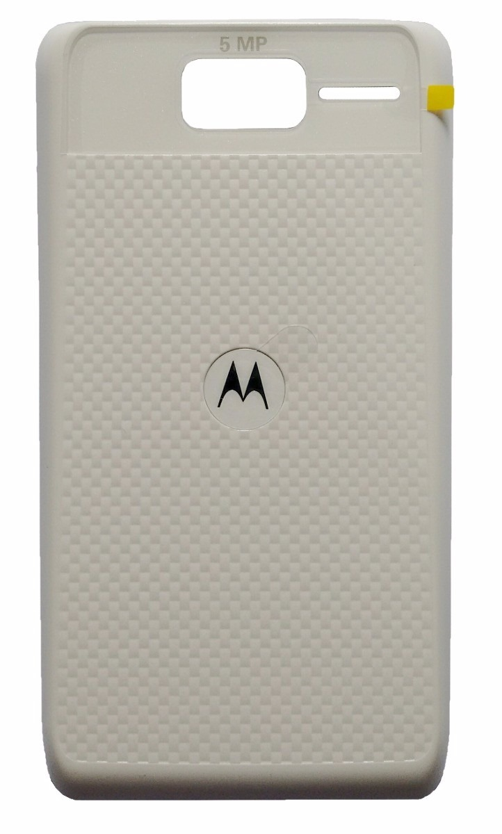 Tampa Traseira Motorola Razr D1 Xt916 918 Original Novo