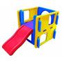 Escorregador Infantil Play Junior - Playground / Brinquedo