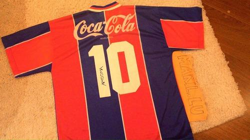 Mais Rara Camisa Bahia Amddma Coca Cola 1995 Colecionador b610a074f0a60