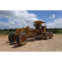 Motoniveladora ( Patrola) Mecanica , Caterpillar Operando