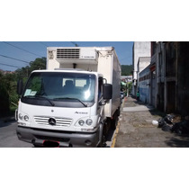 Caminhão Mb 915 2012 Bau Refrigerado (vw 815)