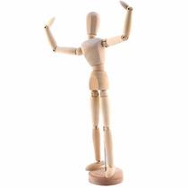 Boneco Manequim Articulado 30cm Masculino Anime - Sfm018