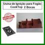 Usina De Ignição P Fogao Cooktop Tramontina 2 Bocas Original