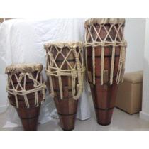 Atabaque Trio Em Cordas (run, Pi & Le)