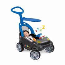 Carrinho Smart Baby Comfort Passeio C/ 3 Funções Bandeirante