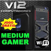 Computador Gamer Amd A10 7850k 8gb 500gb Radeon R7 Series