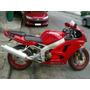 Kawasaki Zx6-r Vermelha Ano 2000/2001 Pneu Bom, Nunca Falha!