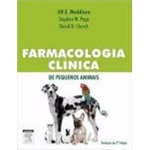 Livro Farmacologia Clinica De Pequenos Animais/elsevier