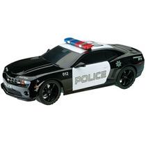 Camaro Carrinho De Polícia Com Controle-multikids Br449