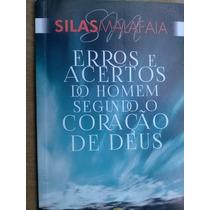 Livro Erros E Acerto Do Homem Segundo O Coração De Deus Sila