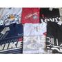 Kit C/50 Camisetas De Marcas Famosas Por R$ 320,00 Aproveite