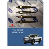 Vela Aquecedora Hr/k2500 L200 Sport 2.5 (jogo 4 Peças)