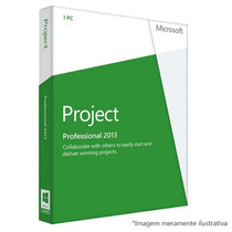 Microsoft Project Professional 2013 - H30-04073 E-mail